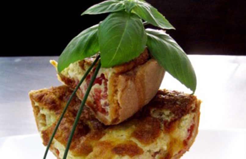 Fransız peynir tart